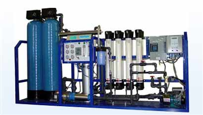 reverse osmosis systems process drinking