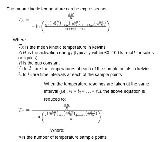 calculation-of-mean-knetic-temperature-MKT