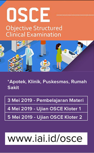 Ujian OSPE  dan OSPE (Objective Structural Pharmaceutical Examination) Bagian 3