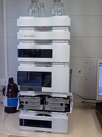 Teori-teori dasar Instumentasi HPLC (High Performance Liquid Chromatography)
