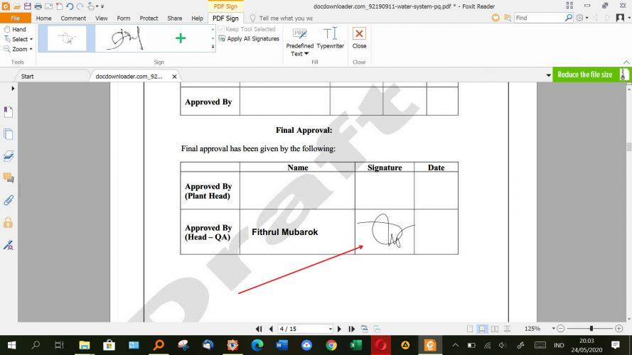 Pelaksanaan Pengesahan Dokumen Selama Bekerja dari Rumah di Industri Farmasi