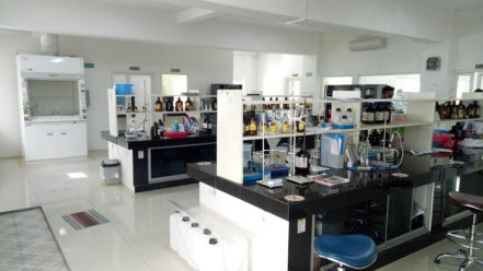 Laboratorium Kimia Quality Control
